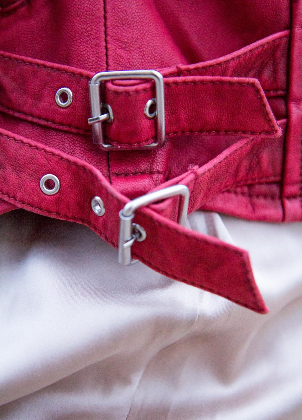 red-iro-jacket-straps