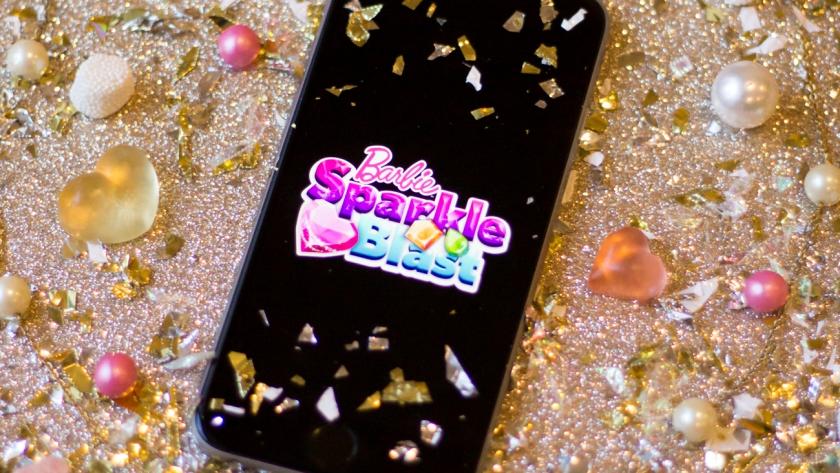 Barbie Sparkle Blast