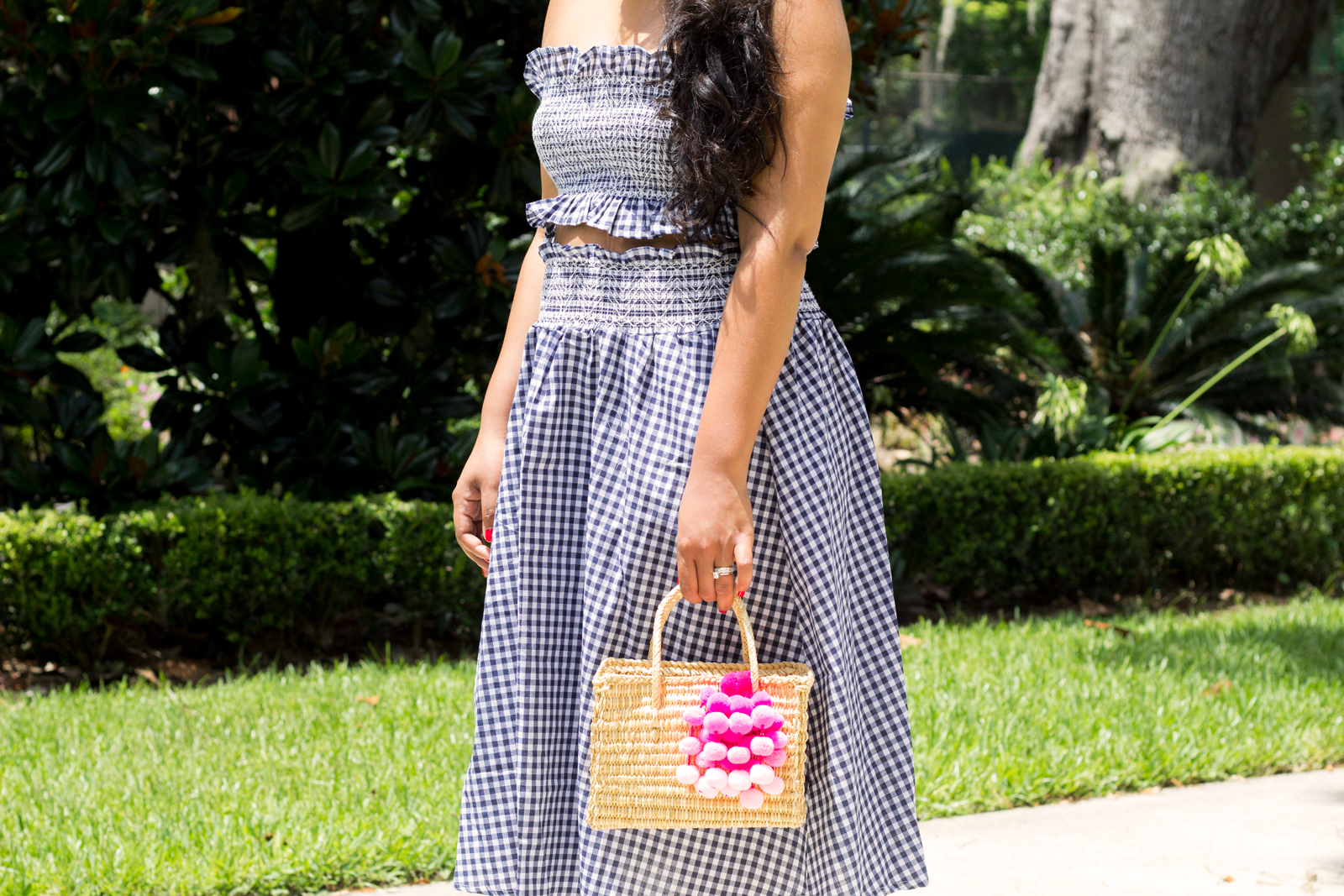 shein-gingham-dress