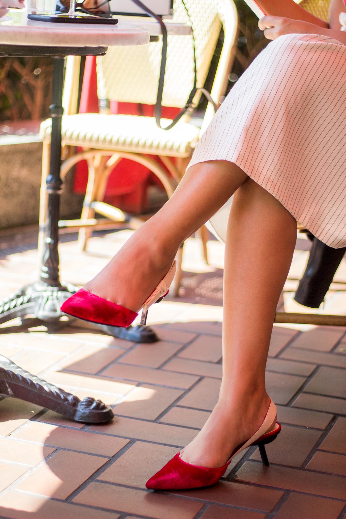 mango-velvet-slingback-heels