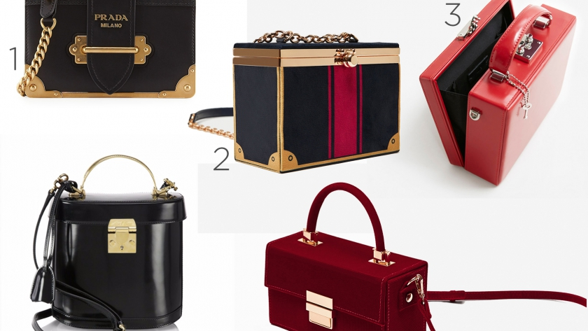 Top Box Bags for Fall