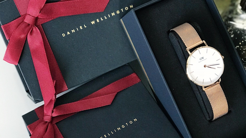 A Daniel Wellington Holiday