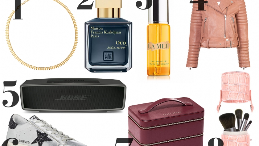 2017 Gift Guide For Her