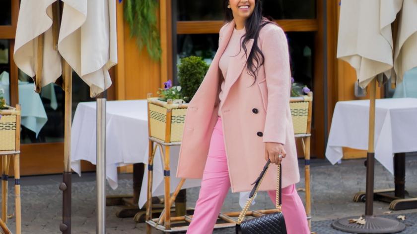 Pink Parisian