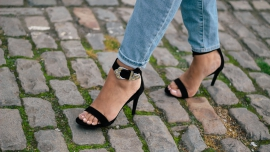 maje-buckle-heels