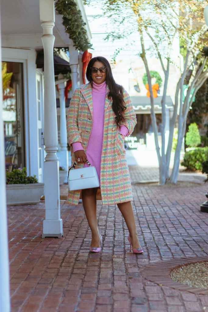 pink-coat-pink-shoes