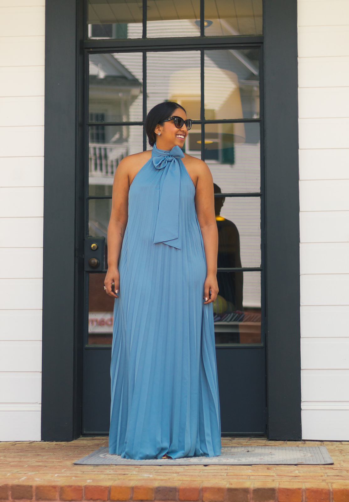 Abbey Glass Gown