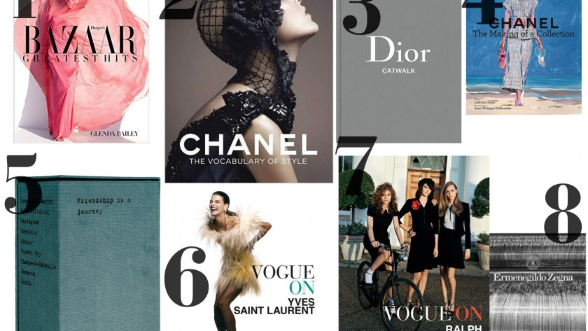 Best Fashion Coffee Table Books